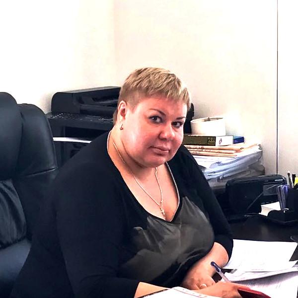 Бармина Вера Юрьевна